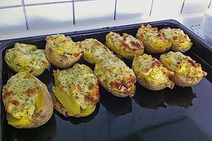 Gefüllte Kartoffeln 15