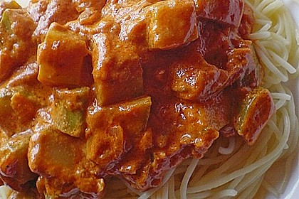 Karotten - Curry - Sugo 4