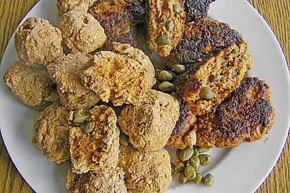 Rind - Tofu - Frikadellen oder Klopse