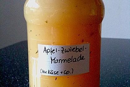Apfel - Zwiebel - Konfitüre 4