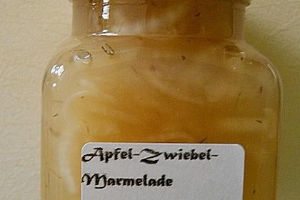 Apfel - Zwiebel - Konfitüre 15
