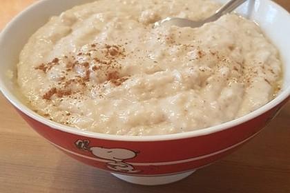 Bananen - Porridge 19