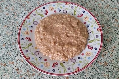 Bananen - Porridge 31