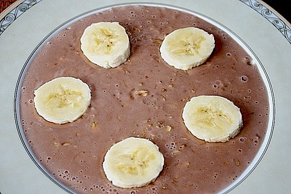 Bananen - Porridge 56