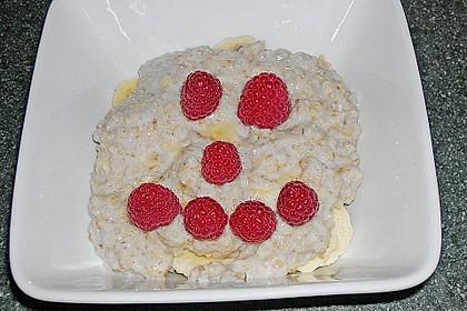 Bananen - Porridge 10
