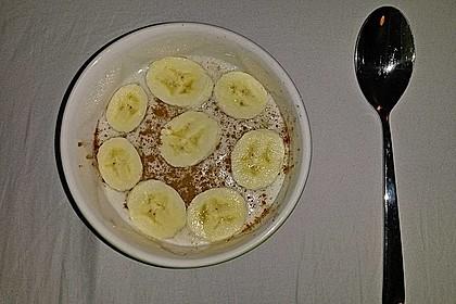 Bananen - Porridge 16