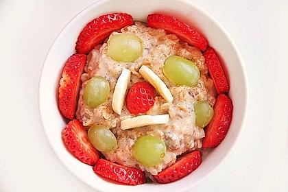 Bananen - Porridge 3