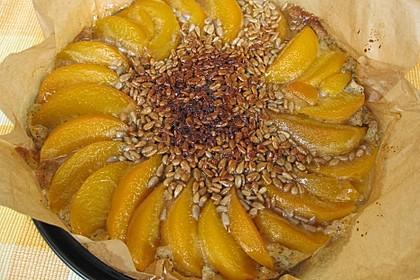 Sonnenblumen Tarte