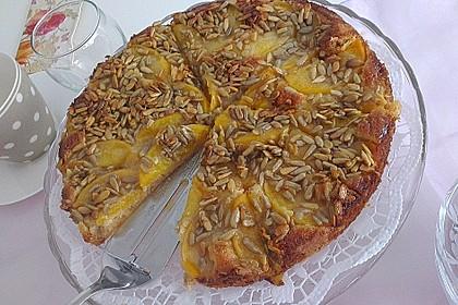 Sonnenblumen Tarte 4