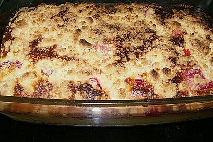 Cremiger Erdbeer - Quark - Auflauf 8