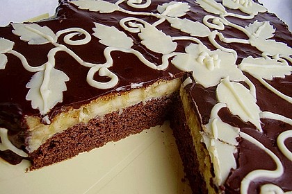 Kuchenkatzes Bananenschnitten 1