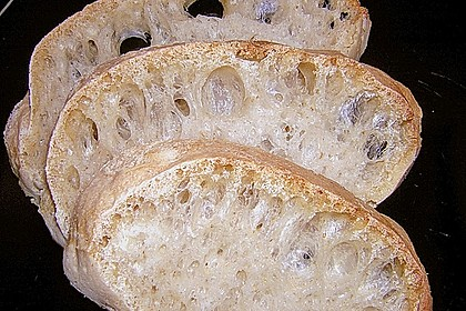 Ciabatta (1 großes od. 2 kleine Brote) 5