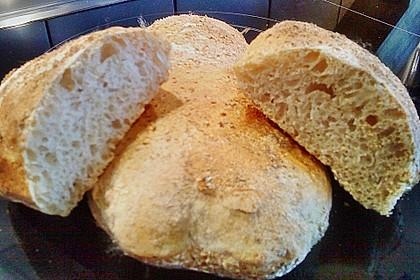 Ciabatta (1 großes od. 2 kleine Brote) 18