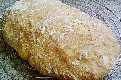 Ciabatta (1 großes od. 2 kleine Brote) 2