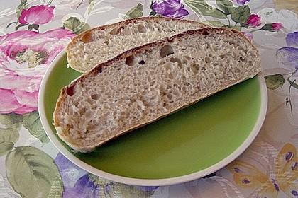 Ciabatta (1 großes od. 2 kleine Brote) 21