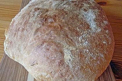 Ciabatta (1 großes od. 2 kleine Brote) 13