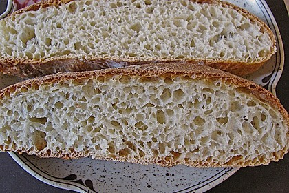 Ciabatta (1 großes od. 2 kleine Brote) 8