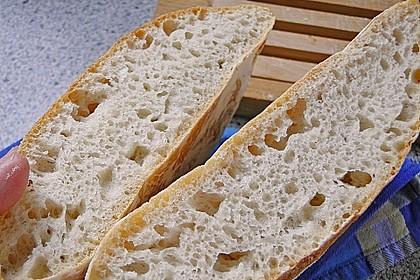 Ciabatta (1 großes od. 2 kleine Brote) 9