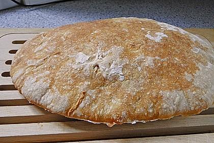 Ciabatta (1 großes od. 2 kleine Brote) 7