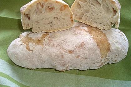 Ciabatta (1 großes od. 2 kleine Brote) 19
