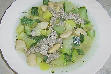 Danis Zucchineintopf 1