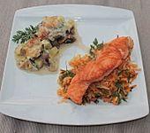 Champignon - Kartoffel - Gratin (Bild)