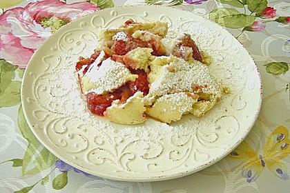 Erdbeeren überbacken 1