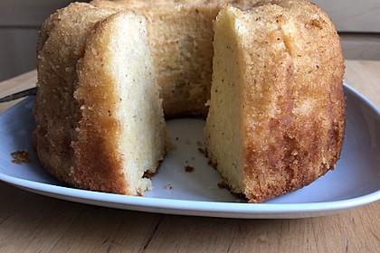 Apfel - Eierlikör Kuchen 50