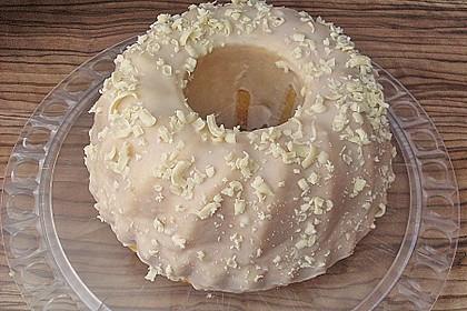Apfel - Eierlikör Kuchen 2