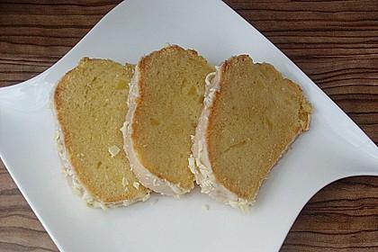 Apfel - Eierlikör Kuchen 14