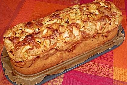 Apfel - Eierlikör Kuchen 19