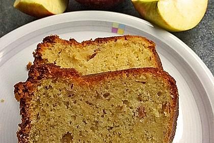 Apfel - Eierlikör Kuchen 25