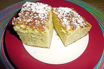 Apfel - Eierlikör Kuchen 22