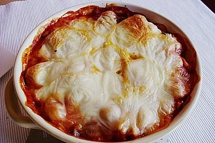 Julies Nudel - Gemüse - Tomaten - Auflauf 16