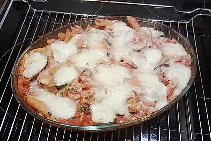 Julies Nudel - Gemüse - Tomaten - Auflauf 19