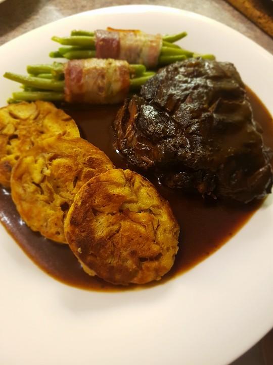 Ochsenbäckchen In Portwein Ein Schönes Rezept Chefkoch