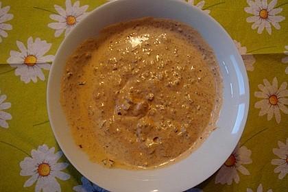 Pesto Rosso - Frischkäse - Dip 10