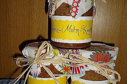 Schoko - Mohn - Kuchen