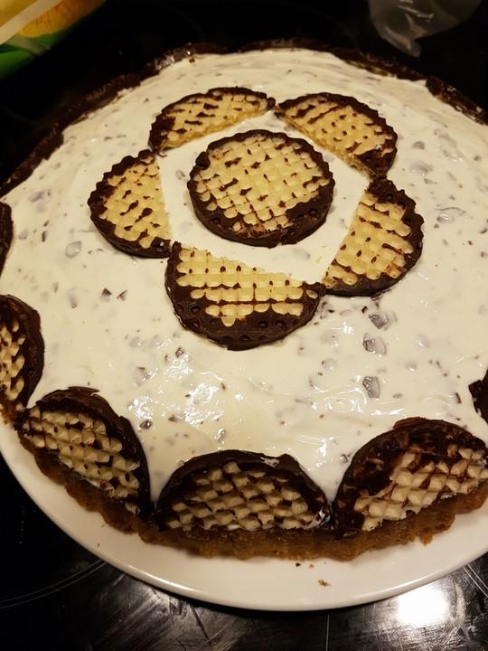 Schokokuss Mandarinen Torte Von Traumerle84 Chefkoch De