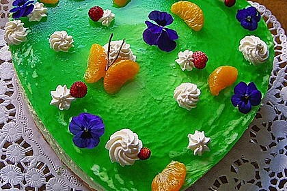 Waldmeister - Creme - Kuchen
