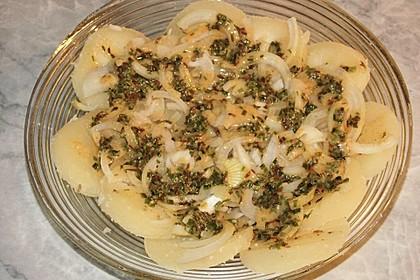 Harzerkäse - Salat 4