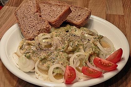Harzerkäse - Salat 1