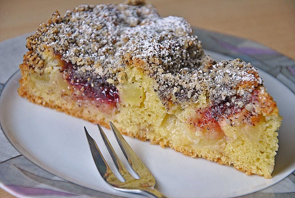 Apfel Birnen Kuchen Von Mima53 Chefkoch De
