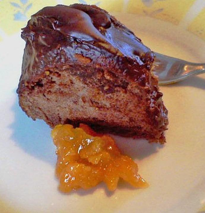 Schoko Orangen Kuchen Von Marion29 Chefkoch De