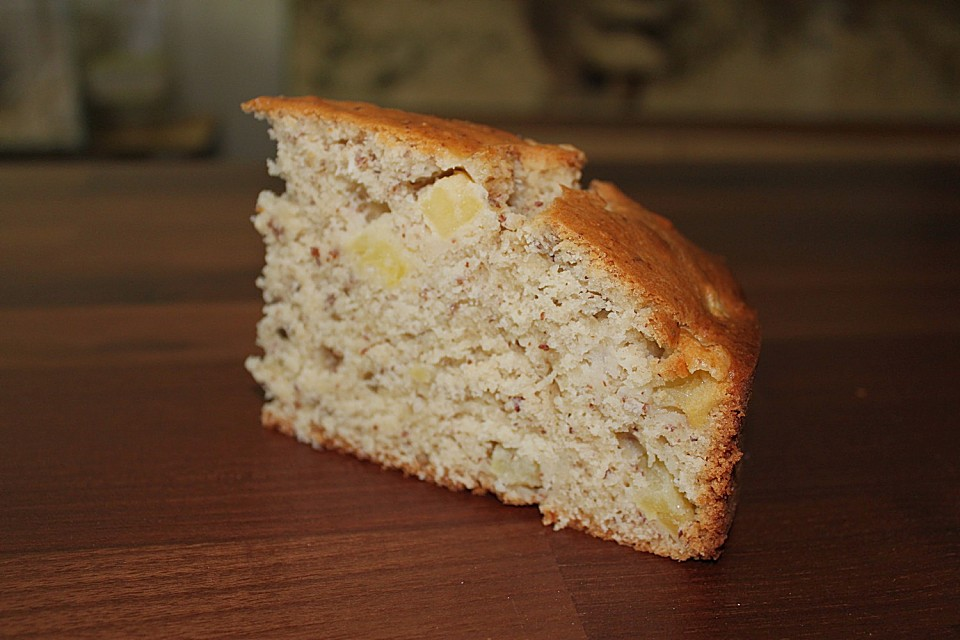 Kokos Apfelstuckchen Kuchen Mit Hermann Von Blubbelchen