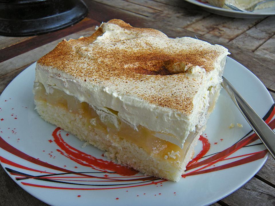 Jugoslawischer Apfelkuchen Von Altbaerli Chefkoch De