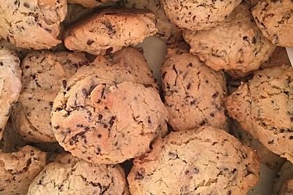 White Chocolate Macadamia Cookies 3