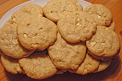 White Chocolate Macadamia Cookies 1