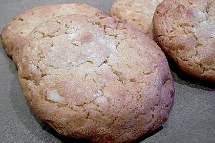 White Chocolate Macadamia Cookies 9