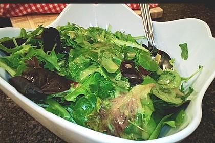 Himbeeressig - Dressing zu Blattsalaten und Käse 1